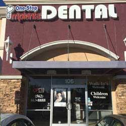 One Stop Dental Norwalk Office